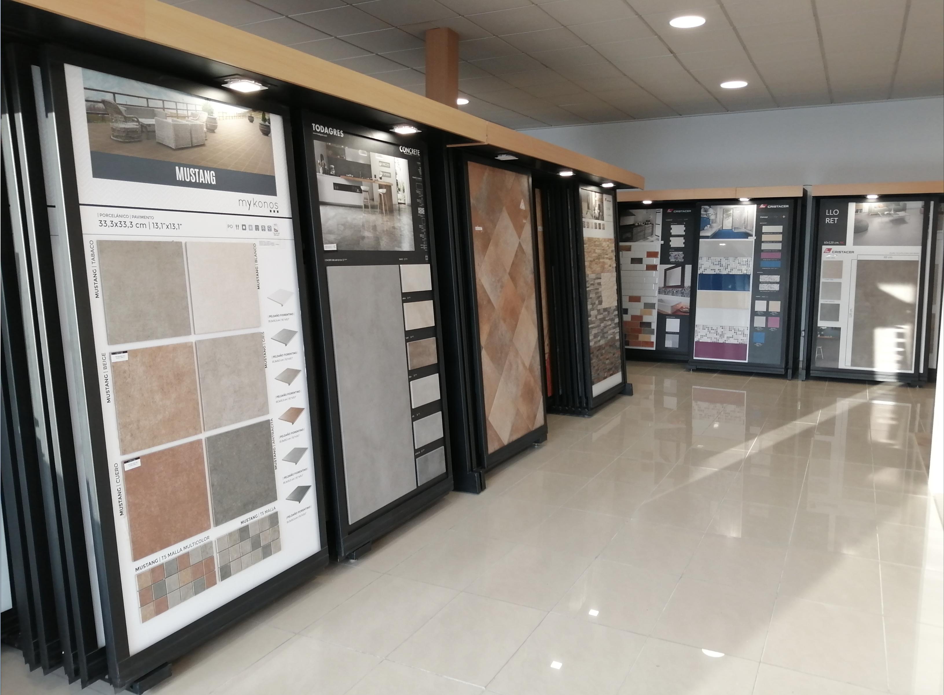 Exposición Materiales de Construcción Ontiyent